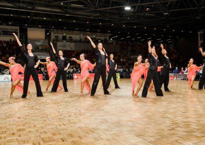 BremerhavenFormationsfestival 2020Regionalliga Nord Latein